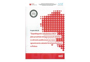 Zapobieganie zakażeniom HCV