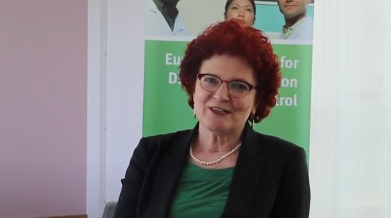 13-04-2018  Życzenia jubileuszowe z okazji 100-lecia NIZP-PZH od Dr Andrea Ammon – Dyrektor ECDC