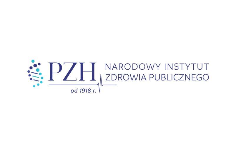 Nowy logotyp Narodowego Instytutu Zdrowia Publicznego- Państwowego Zakładu Higieny