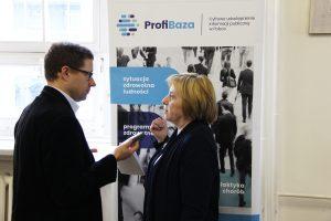 Projekt ProfiBaza konerencja