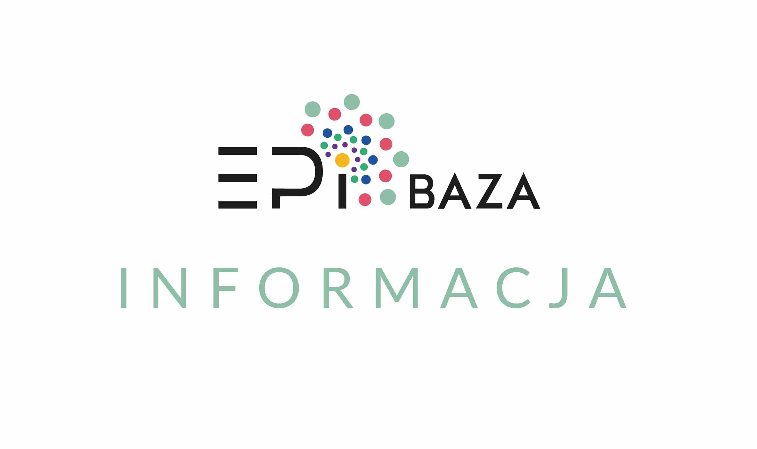 WAŻNA INFORMACJA – szkolenia EpiBaza