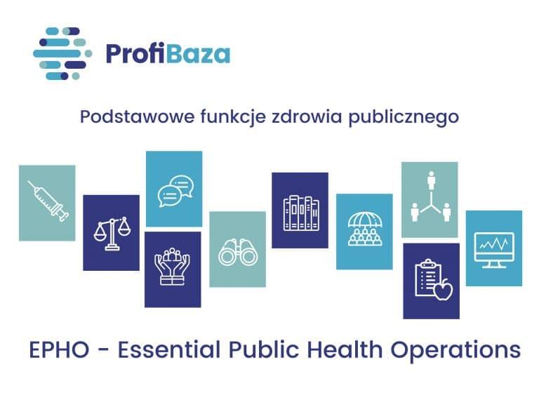 Podstawowe funkcje zdrowia publicznego EPHO