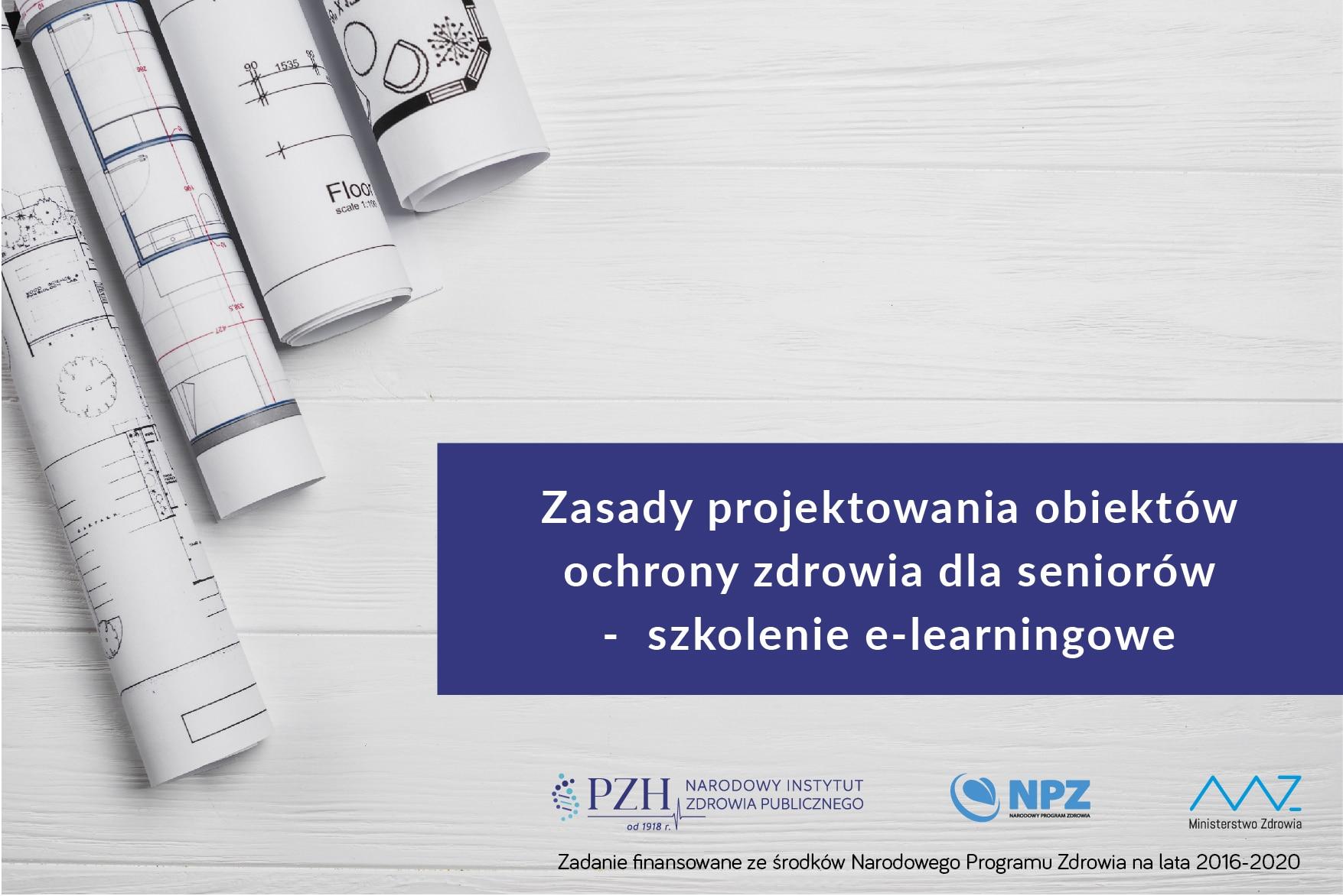 Zaproszenie na szkolenie e-learningowe