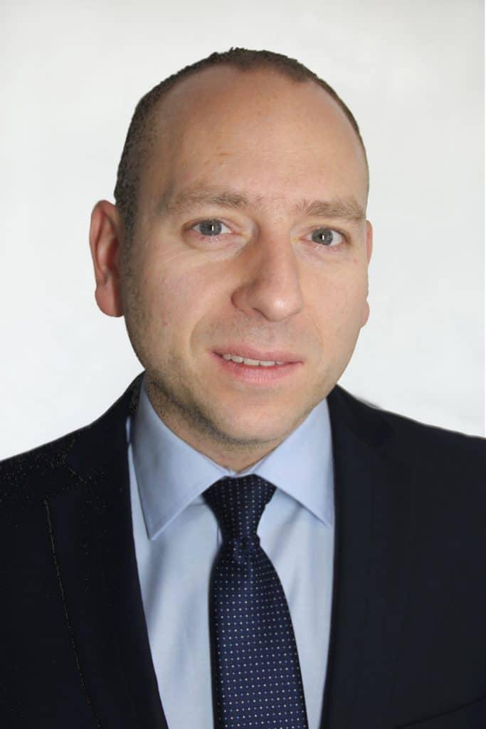 Marek Paradysz portret