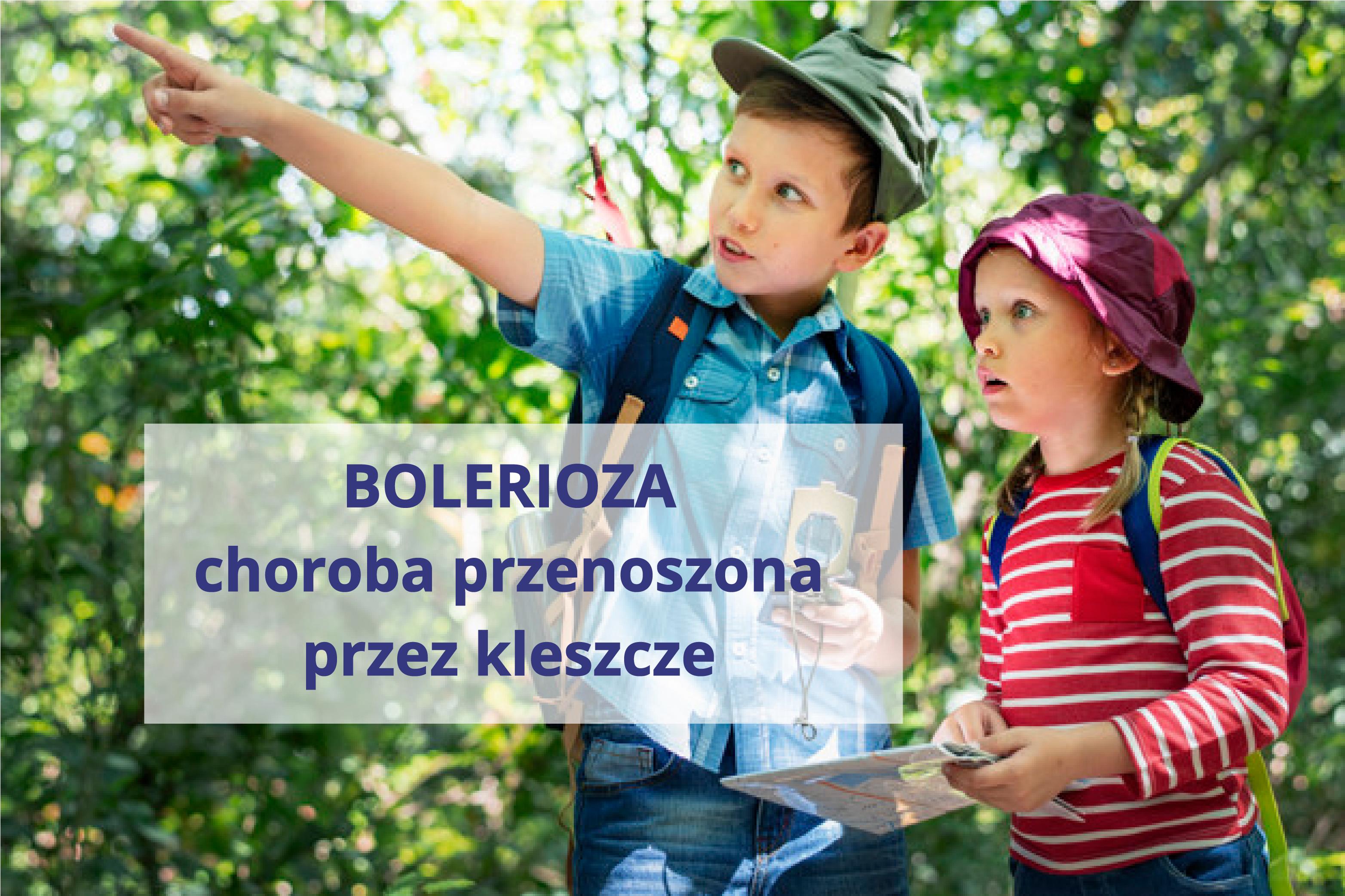 Bolerioza – choroba przenoszona przez kleszcze