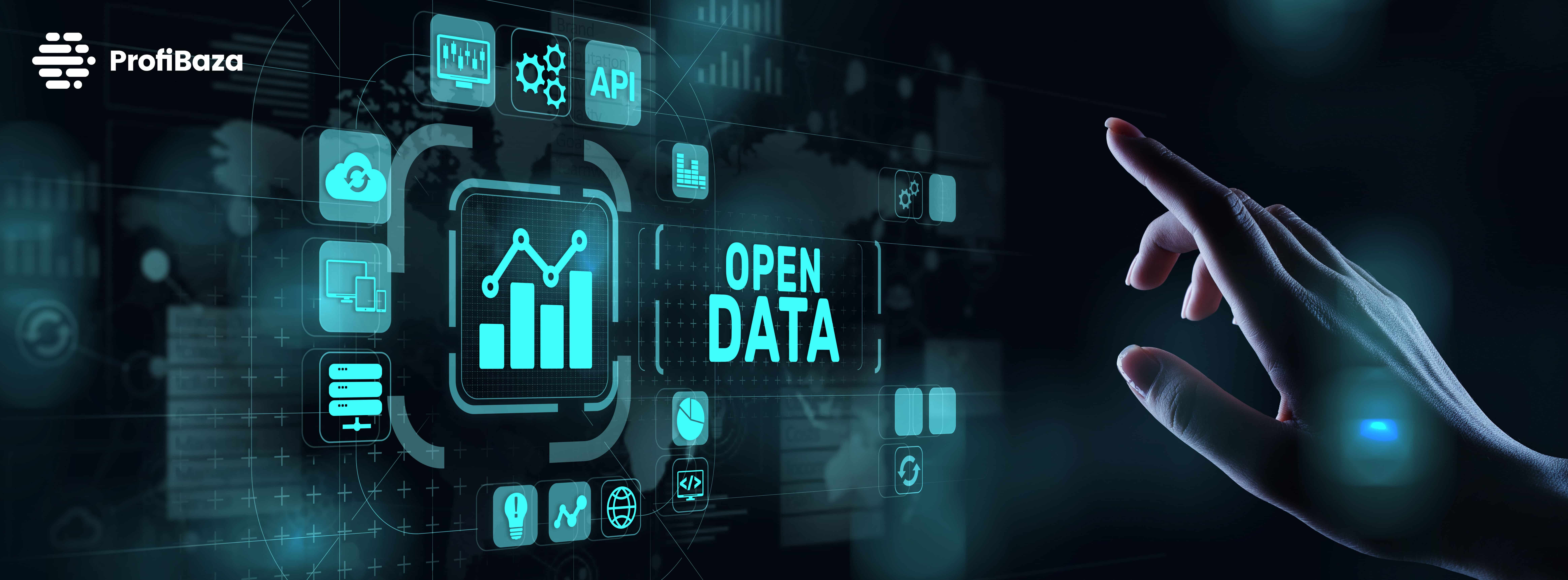 5 star open data czyli schemat pięciu poziomów otwartości danych