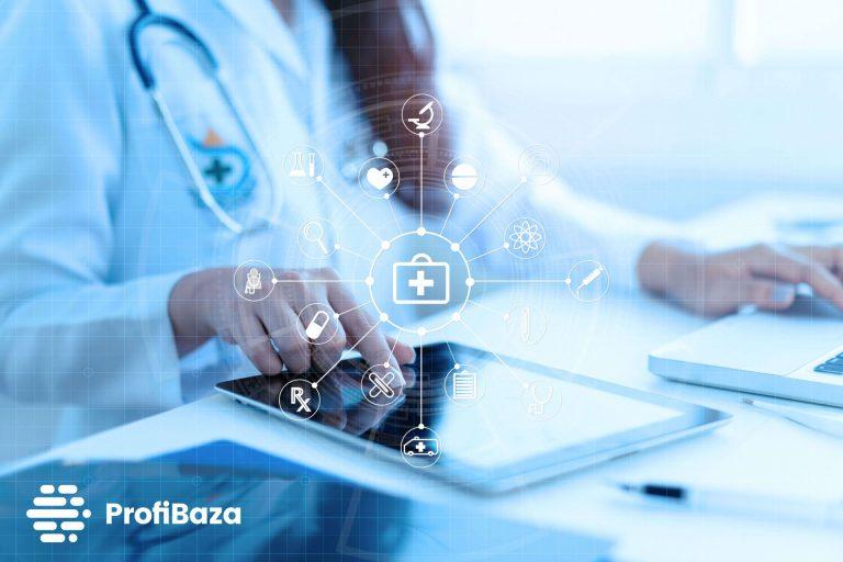 Informatyzacja w ochronie zdrowia