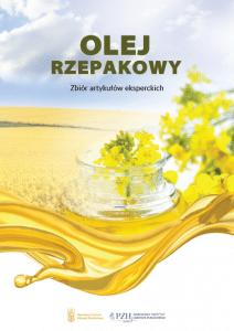 Ole rzepakowy - broszura