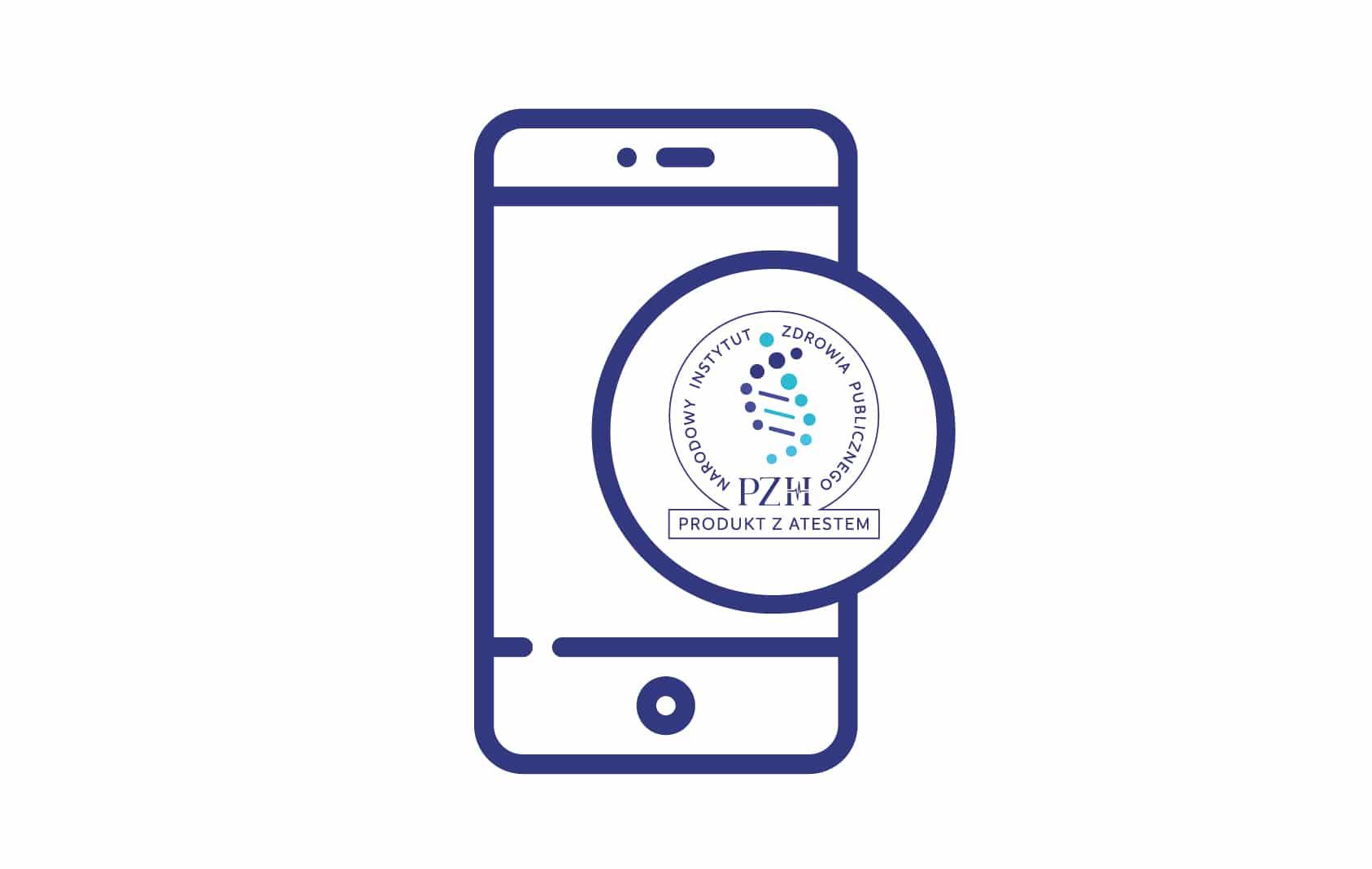 """Projekt nr POPC.02.04.00-00-0089/20-00 pn. """"e-Atesty Uruchomienie e-Usługi za Pośrednictwem Dedykowanej Aplikacji Mobilnej Wspieranej Interoperacyjną Platformą Informatyczną""""."""