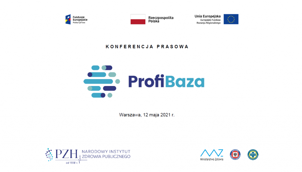 ProfiBaza - prezentacja podsumowująca projekt