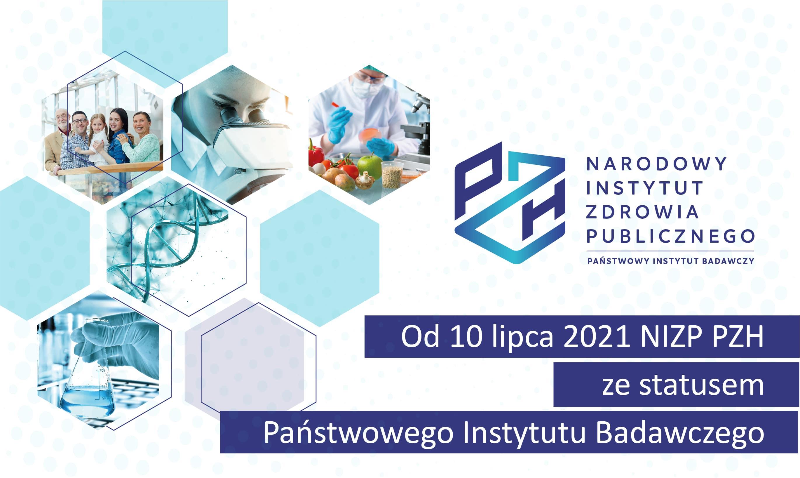 NIZP PZH Państwowym Instytutem Badawczym